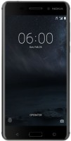 Nokia 6 (Matte Black, 64 GB, 4 GB RAM)