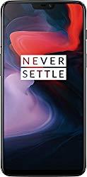 OnePlus 6 (Mirror Black, 8GB RAM + 128GB Memory)