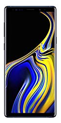 Samsung Galaxy Note 9 (Ocean Blue, 6GB RAM, 128GB Memory)