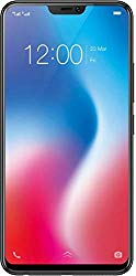 Vivo V9 (4GB RAM, 64GB, Pearl Black - Gold)
