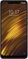 POCO F1 (Graphite Black, 64 GB, 6 GB RAM)