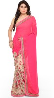 Vaivastava Embellished Fashion Silk Cotton Blend Saree (Multicolor)