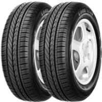 Goodyear Ducaro Hi-Miler Tubeless (Set of 2) 4 Wheeler Tyre (145/80R12, Tube Less)