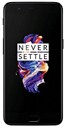 OnePlus 5 (Midnight Black, 128GB memory, 8GB RAM)