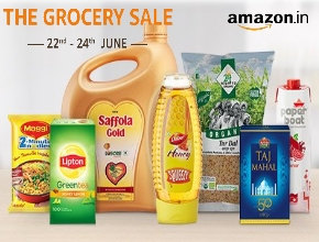 Amazon Grocery Sale - 50% OFF Or More On Groceries