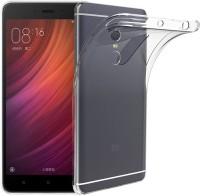 Back Case/Cover for Xiaomi Redmi Note 4(Transparent)