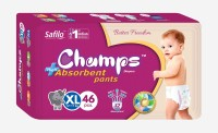 Champs Champs High Absorbent Pants - XL (46 Pieces) @ Rs.433