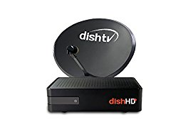 Dish TV HD+ Recorder Connection With One Month Titanium Sports Pack With Full On HD + 1 Year Onsite