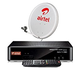 Airtel HD Settop Box With Recording and My Family Pack