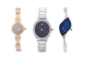 Get Upto 77% OFF on Branded Women's Wrist Watches - Staring from just Rs.286