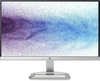 HP 21.5 inch Full HD IPS LED - 22es Monitor (Natural Silver, Front and Stand, Black)