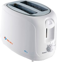 Bajaj ATX 4 750 W Pop Up Bread Toaster (White)