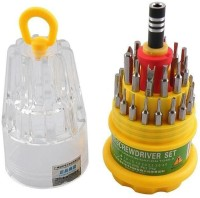 Jackly 31 IN 1 Magnetic Standard Screwdriver Set (Pack of 31)