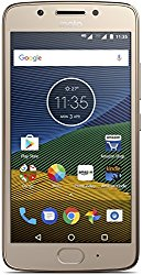 Moto G5 (16 GB, 3 GB, Fine Gold) @ Rs.11999