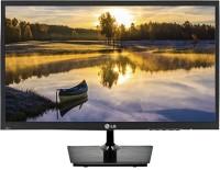 LG 19 inch HD LED Backlit LCD - 19M37A Monitor (Black)