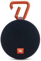 JBL CLIP 2 Portable Bluetooth Mobile/Tablet Speaker (Black, 1 Channel) @ Rs.3325