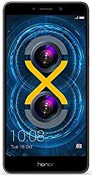 Honor 6X (Grey, 32 GB Internal Memory, 3 GB RAM, Dual SIM LTE)