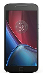 Moto G Plus, 4th Gen (Black, 16 GB Internal Memory, 2 GB RAM, Dual SIM)