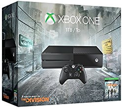 Xbox One 1TB Console - Tom Clancy's The Division Bundle @ Rs.39990