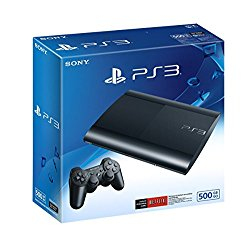 Sony PlayStation 3 500 GB System/Gaming Console @ Rs.22490