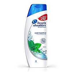 Head and Shoulders Anti Dandruff Cool Menthol Shampoo, 340ml @ Rs.210