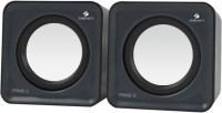 Zebronics Prime 2 Portable Laptop/Desktop Speaker (Grey, 2.0 Channel) @ Rs.224