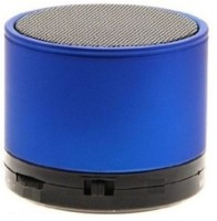 Jme Mini with Pen drive,Memory Card,Aux Cable Slot Portable Bluetooth Mobile/Tablet Speaker (Blue)