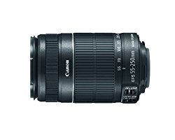 Canon EF-S 55-250mm f/4.0-5.6 IS Telephoto Zoom Lens for Canon Digital SLR Cameras @ Rs.11999