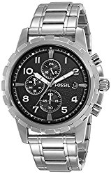 Fossil Analog Black Dial Men's Watch - FS4542 @ Rs.5995