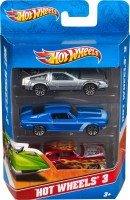 Kids Toys - Hot Wheels 3 Car Pack @ Rs.254