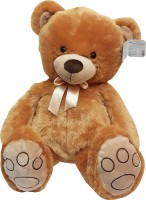 Starwalk Teddy Bear Plush Brown Color with Bow - 26 inch (Brown) @ Rs.873