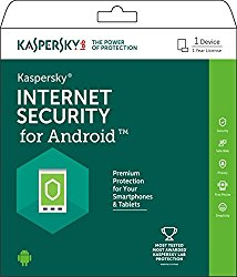 Kaspersky Internet Security for Android - 1 Device, 1 Year (voucher) @ Rs.74