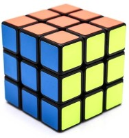 Taxton T-3 Rubik's speed Cube Black (1 Pieces) @ Rs.195