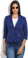 Flying Machine Full Sleeve Solid Women's Blazer Jacket @ Rs.899