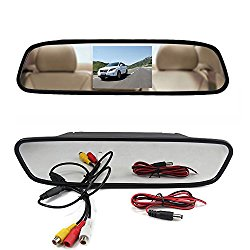 OEM 4.3-Inch Rear View Tft-Lcd Color Car Monitor And Car Rear View Camera Combo @ Rs.1950