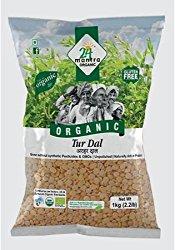 24 Mantra Organic Tur Dal, 1kg @ Rs.119