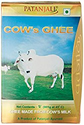 Patanjali Cow's Ghee, 1 Litre @ Rs.510