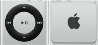 Apple iPod 2 GB (Silver, MKMG2HN/A) @ Rs.4300