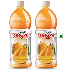 Maaza Family Pack 1.5L (Pack of 2) @ Rs.150