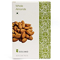 Solimo Premium Almonds, 250g @ Rs.275