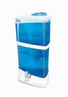 Tata Swach Cristella 18 L Gravity Based Water Purifier (Blue) @ Rs.1699