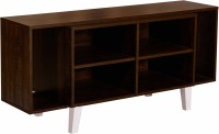 DeckUp Giona Engineered Wood TV Entertainment Unit (Finish Color - Wenge Matte)