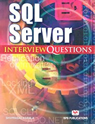 SQL Server Interview Questions - Paperback @ Rs.197