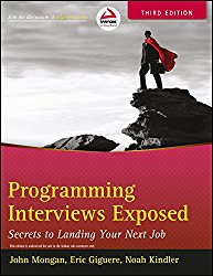 Programming Interviews Exposed: Secrets to Landing Your Next Job (WROX) @ Rs.290