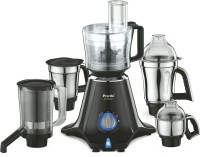 Preethi Zodiac MG-218 750 W Juicer Mixer Grinder (Black/Light Grey, 5 Jars) @ Rs.7399
