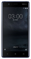 Nokia 6 (Matte Black / Tempered Blue / Silver, 3 GB RAM, 32 GB Internal Memory)