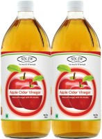 Sinew Nutrition Raw Apple Cider Vinegar (Pack of 2) Nutrition Drink (350 ml, Apple) @ Rs.299