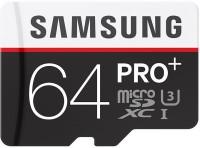 Samsung PRO Plus 64 GB Micro SDXC Class 10 95 MB/s Memory Card