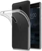 Caseking Back Cover for Nokia 6 (Transparent) @ Rs.199