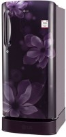 LG 190 L Direct Cool Single Door Refrigerator (GL-D201APOX, Purple orchid, 2017) @ Rs.15499